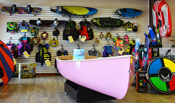 Watersports Equipment