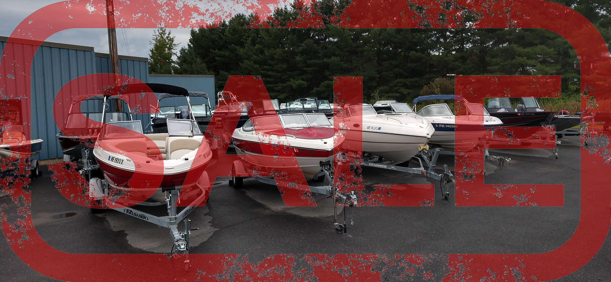 Used Boat Sale