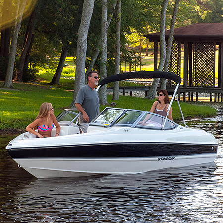 Sport Boats Bowriders Deckboats and Cuddy Cabins For Sale In Maine